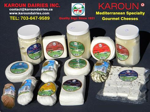 Karoun Dairies Cheese