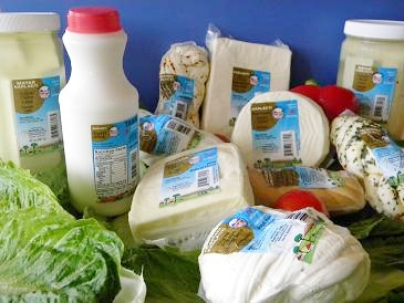 wide variety of Mediterranean Specialty dairy foods